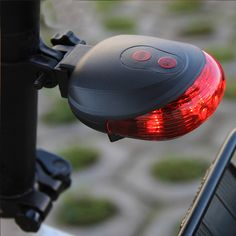 Ultra Bright Road Mountain Bike Tail FlashLight Safe Warning Bicycle Accessories Rear Light Lamp Bycicle LED Warning Lamp Color