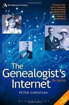 The Genealogist's Internet: The Essential Guide to Researching Your Family History Online by Peter Christian. $17.35. Author: Peter Christian. Series - Genealogist's Internet. Publication: September 15, 2012. Publisher: The National Archives; Fifth Edition edition (September 15, 2012). Save 38%!