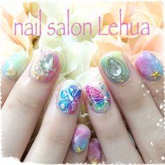 ...|ネイルデザインを探すならネイル数No.1のネイルブック Stylish Nails, Cosmetics, Beauty, Design, Fingernail Designs, Make Up, Elegant Nails, Classy Nails