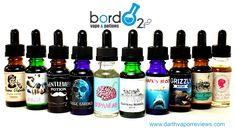 Bord02:  E-Liquid Review http://www.darthvaporreviews.com/dvr/Bord02-E-Liquid-Review.html