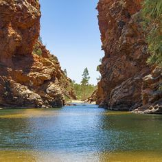 Ellery Creek Big Hole Enjoy a picnic overlooking the red cliffs, swim in the waterhole and sandy creek of this important geological site.