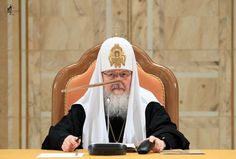 Photoshopping the Patriarch Kirill