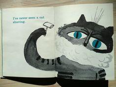 Abner Grabhoff - Shaving Cat