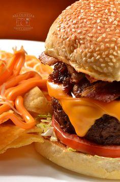 Rock Burger - Praia do Canto