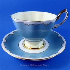 Royal-Albert-Bright-Blue-Tea-Cup-and-Saucer-Set