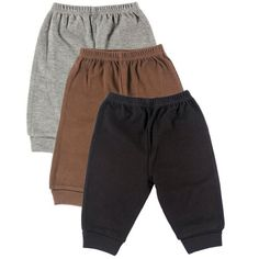 Luvable Friends 3Pack Pants BlackGreyBrown Large 69M >>> Details can be found by clicking on the image. (This is an affiliate link) #BabyBoyHoodiesandActive