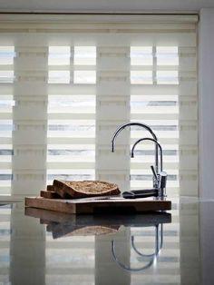 Pliss gordijnen bottom up top down raamdecoratie pinterest - Decoratie kamertype ...