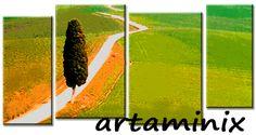 Toscana #landscapes #art #tree #nature #cute #paint #italia #itay