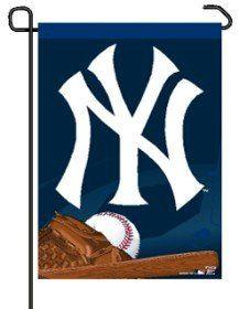 "New York Yankees 11""x15"" Garden Flag"