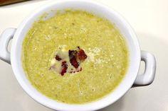 Tonight's Dinner: Creamy asparagus soup recipe