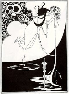 AUBREY BEARDSLEY one of the greatest illustrators to ever exist