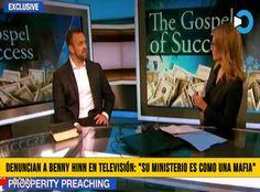 """La Gaceta Cristiana: Denuncian a Benny Hinn en Televisión: """"Su Minister..."""