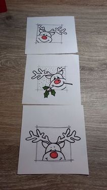 Christmas Tree Card IdeaAnother day, another Christmas card idea – let's make this Christmas tree card Ideas painting christmas cards ideas Handprint Christmas Tree Cards - Weihnachtsbasteln Mit Kindern Kita - WaterHandprint Christmas Tree Painted Christmas Cards, Watercolor Christmas Cards, Diy Christmas Cards, Homemade Christmas, Christmas Art, Christmas Ornaments, Christmas Ideas, Christmas Raindeer, Christmas Cards Drawing