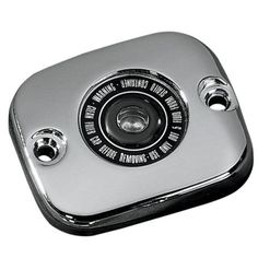 Drag Specialties Harley Sight Glass Master Cylinder Cover
