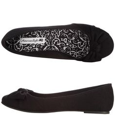 I'm in need of some new black flats. Mine are pretty worn out Payless $19.99