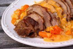 Braised Paleo pot roast