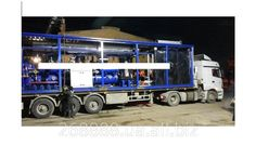 Заказать Поставка готовых и строительство мобильных/модульных НПЗ по индивидуальным заказам с объемом переработки до 100 м3 сырой нефти в сутки