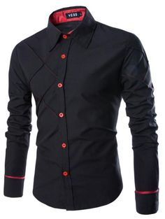 Men's Shirts, Casual Blouse High Quality