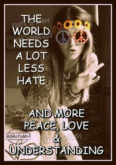 Peace n Love for All ☮❤☮