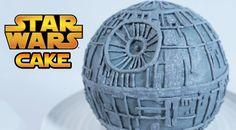 Star Wars Death Star Cake #StarWars