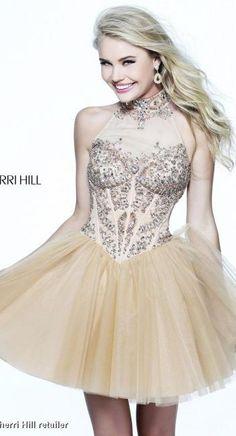 Sherri Hill Dress 21225   Terry Costa Dallas www.terrycosta.com #promdresses #prom2014 #sherrihill