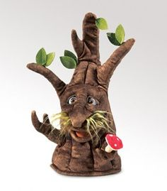 Enchanted Tree Character Puppet by Folkmanis