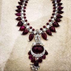 By Viren Bhagat. Bridelan - Personal shopper & style consultants for Indian/NRI weddings, website www.bridelan.com #VirenBhagat #Diamonds #Emeralds #Rubies #DiamondJewellery #IndianWeddingJewellery #Bridelan #BridelanIndia #JewelleryInspiration #PersonalShopperIndia