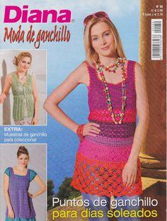 Diana Moda de Ganchillo №50 2013