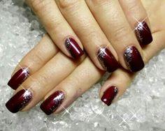Christhmas nail