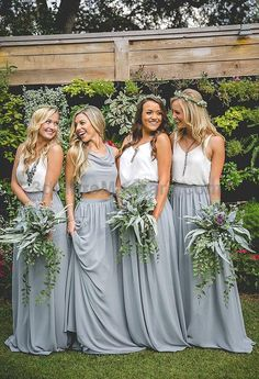 Boho Loves: Revelry – Affordable, Trendy, and Designer Quality Bridesmaid Dresses and Separates #weddings #wedding #marriage #weddingdress #weddinggown #ballgowns #ladies #woman #women #beautifuldress #newlyweds #proposal #shopping #engagement