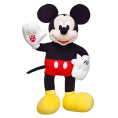 Disney Mickey Mouse | Build-A-Bear