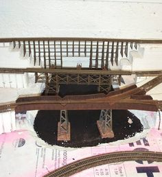 model bridges and trestles | ... have a Building Plan for a HO Tressel Bridge? - Zealot Hobby Forum