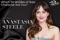 I took Quiz: Which '50 Shades of Grey' Character Are You?and got You're Anastasia Steele.. Take the quiz on The Stir to see what you get!