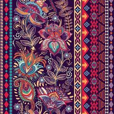 Tatyana Anisimova – Patternbank Textile Design Studio [Featured Designer] –…