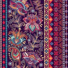 Tatyana Anisimova – Patternbank Textile Design Studio [Featured Designer] –…