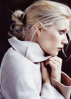 Gwenyth Paltrow, simple & chic beauty