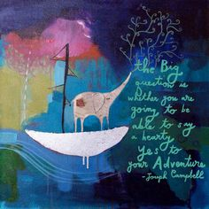 A Hearty Adventure by MatiRoseStudio on Etsy