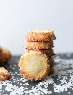 Vanilla butter cookies by Bake Bellissima