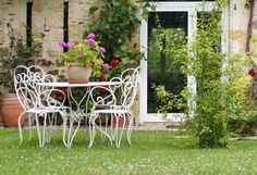 Καθιστικό στον κήπο