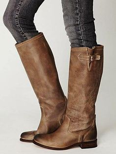#brown boots