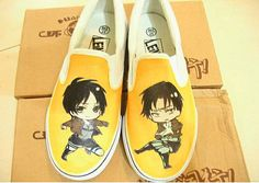 Attack On Titan Shoes Anime Attack On Titan Slip-on Shoes Boys Are Stupid, Fandom Outfits, Canvas Sneakers, Hot Shoes, Theme Song, Custom Shoes, Keds, Attack On Titan, Slip On Shoes