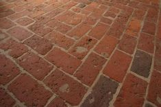 calçada de tijolos / bricks walkway