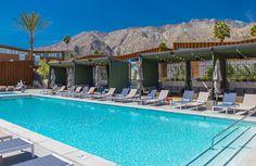 ARRIVE Palm Springs, California swimming pool leisure property Resort Pool Villa blue condominium resort town swimming
