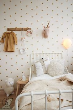 25 Cozy Bedroom Decor Ideas that Add Style & Flair to Your Home - The Trending House Cozy Bedroom, Room Decor Bedroom, Girls Bedroom, Childs Bedroom, Bedroom Ideas, Kids Bedroom Designs, Kids Room Design, Room Kids, Scandinavian Kids Rooms