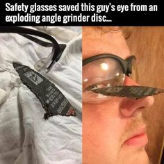 Safety can save you a lot of pain and problems! Safety first and at all times! #ClassroomSafety