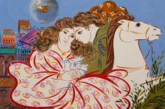 Visit the post for more. Greece Painting, Postage Stamp Art, Popular Art, 10 Picture, Greek Art, Vincent Van Gogh, Art World, Art History, Fine Art