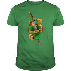 Awesome Tee  True Till Death Clover - Standard - Men's T-Shirt----GZOZCGX Shirts & Tees