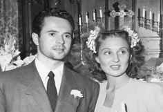 Betty Garrett & Larry Parks