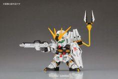 GUNDAM GUY: SD Gundam BB Senshi No.387 RX-93 Nu Gundam