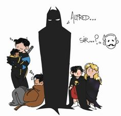 Superman X Batman, Batman Comics, Batman Robin, Funny Comics, Robin Comics, Robin Dc, Batfamily Funny, Richard Grayson, Bat Boys